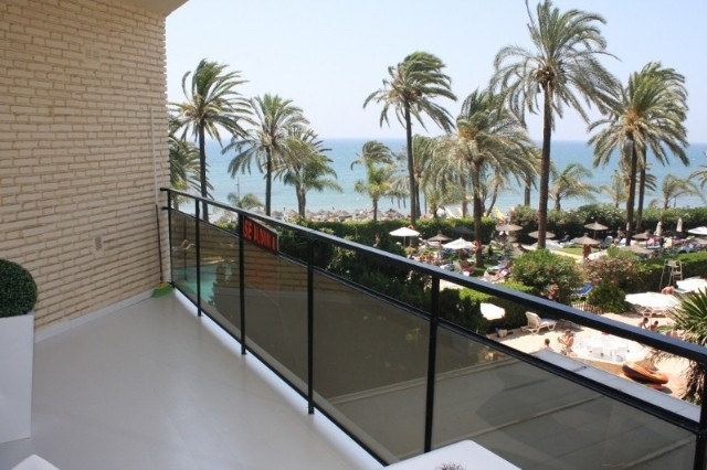 Studio appartement Marbella